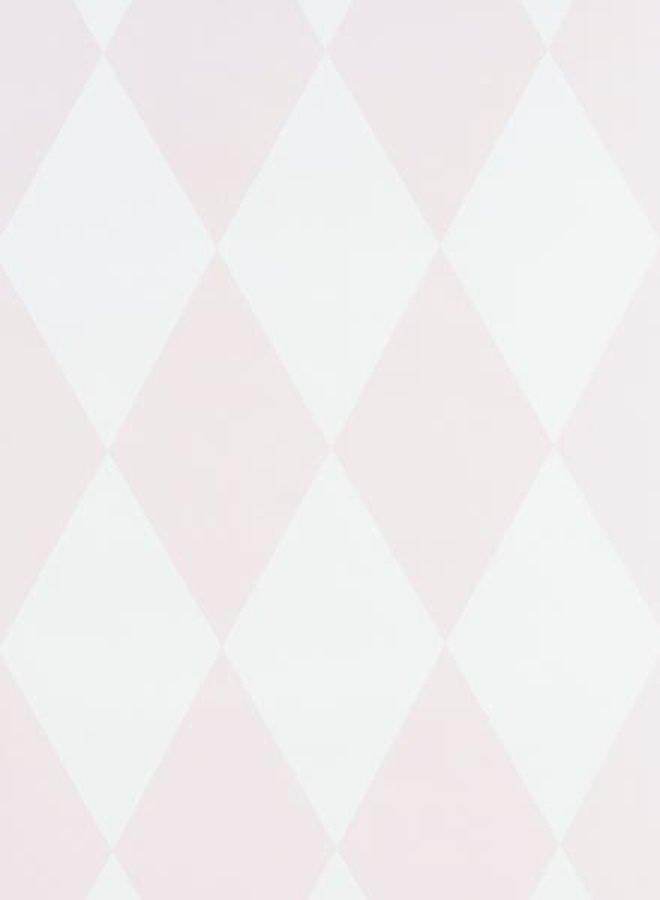 Behang Radijs roze