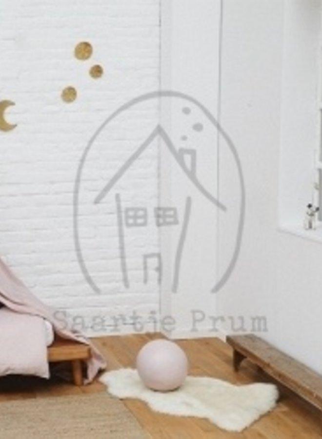 Gabrielle Paris DouDou dekbedovertrek poudre