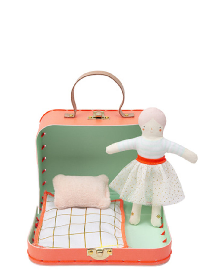 Meri Meri koffersetje met popje Mathilda