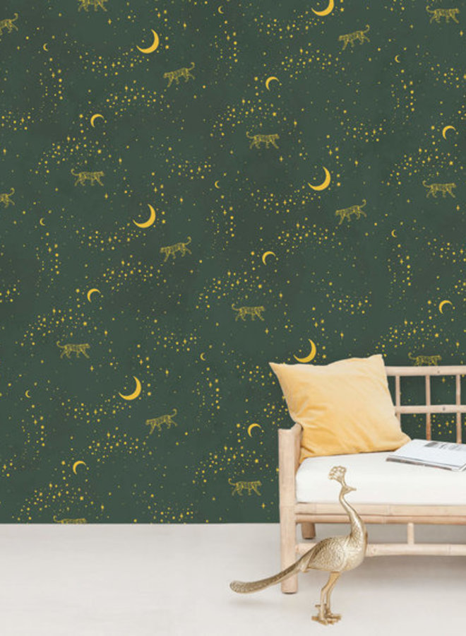 Creative Lab Amsterdam mural stargazer