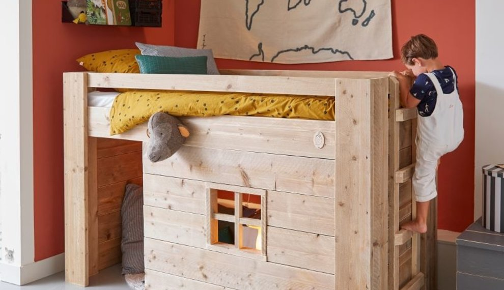 Kinderkamer Bouke Bries
