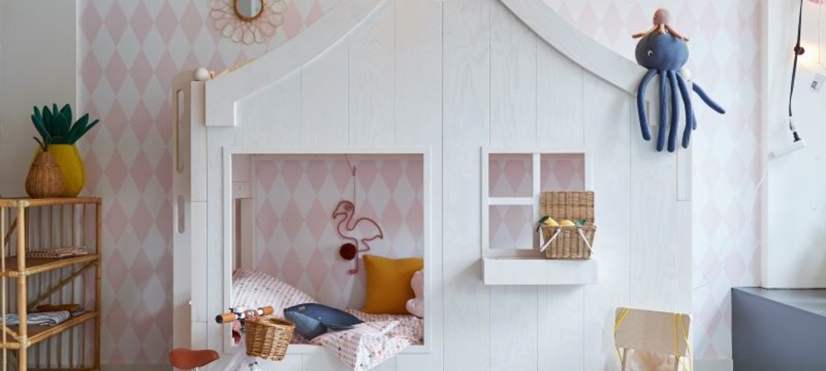 Kinderkamer Amsterdam Beach