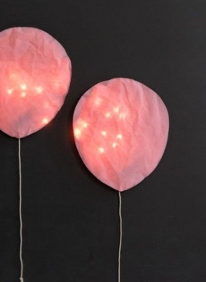Ekaterina Galera paper ballon L pink