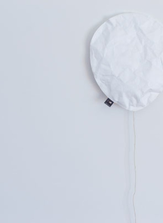 Ekaterina Galera paper ballon L white