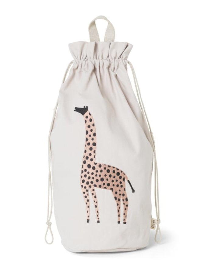 Ferm Living safari opbergzak giraffe