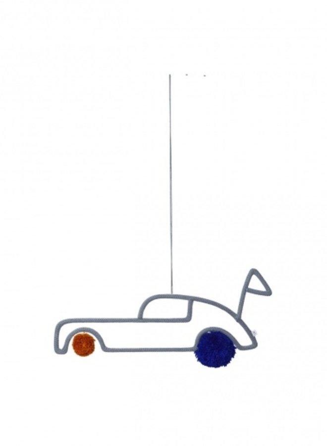 Liewood mobiel car blue wave