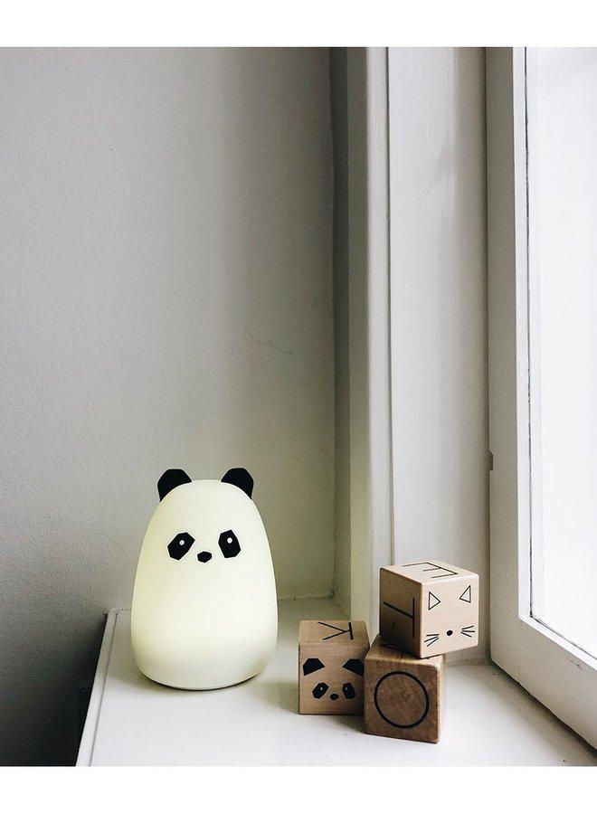 Liewood nachtlampje winston panda