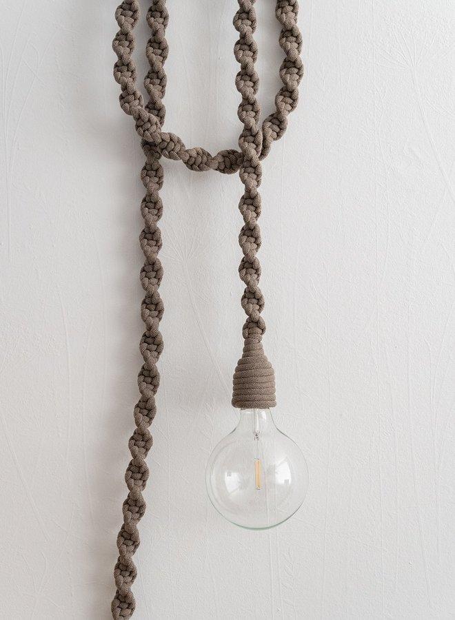 Liefs van Emma lamp Tine bruin