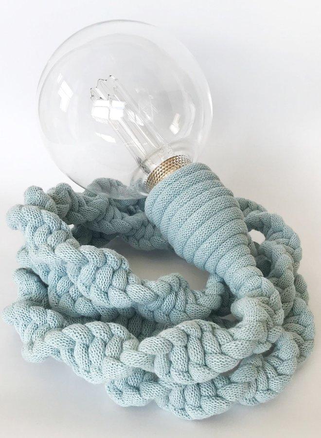 Liefs van Emma lamp Tine lichtblauw