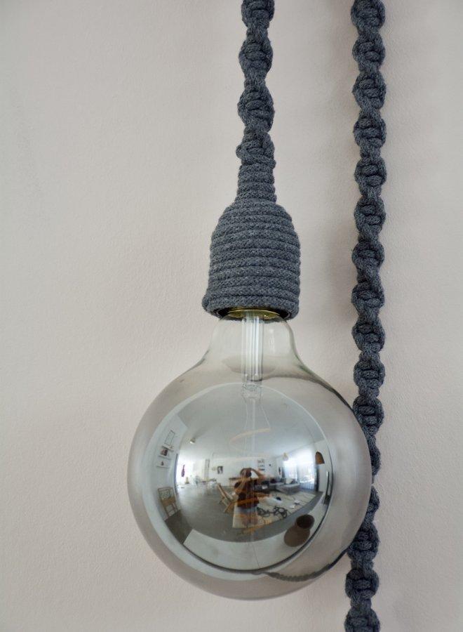 Liefs van Emma lamp Tine donkergrijs
