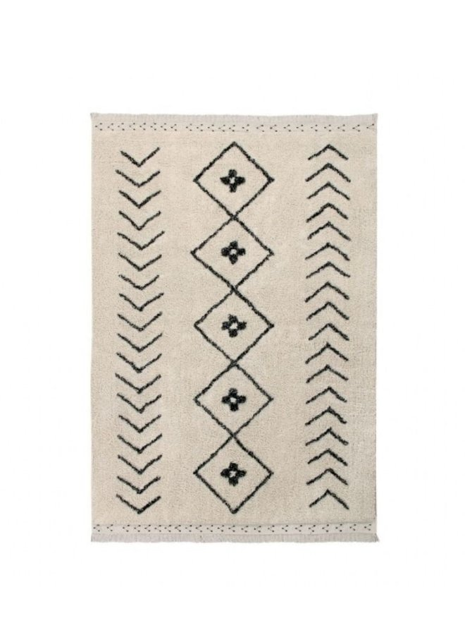 Lorena Canals vloerkleed Bereber rhombs 120 x 170