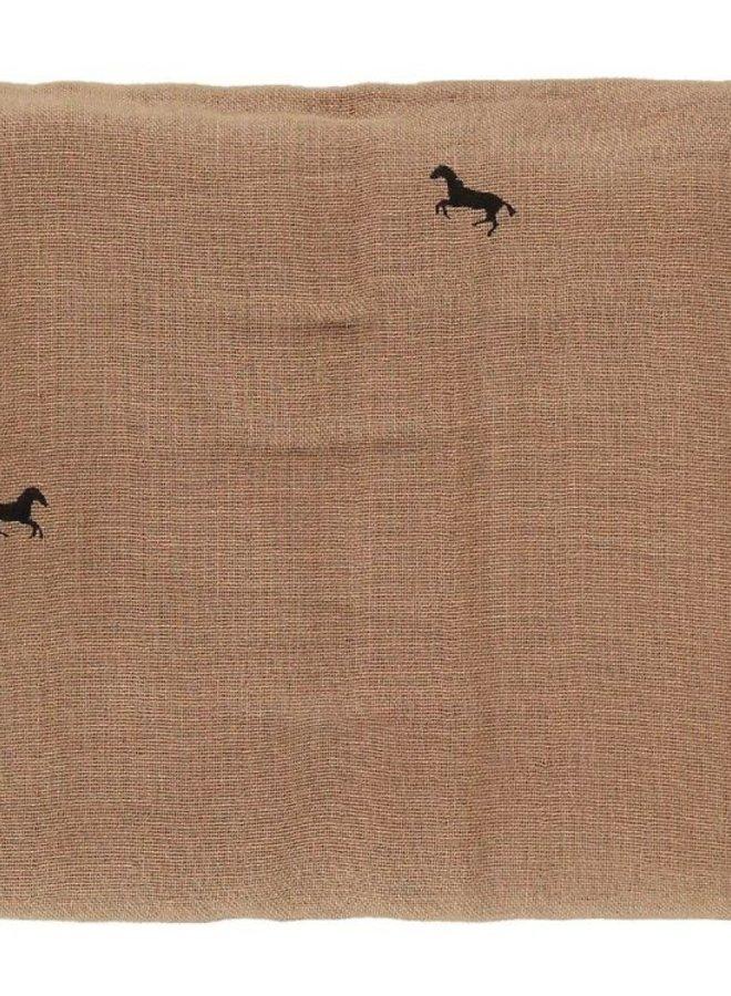 Ferm Muslin Squares Horse Set/3