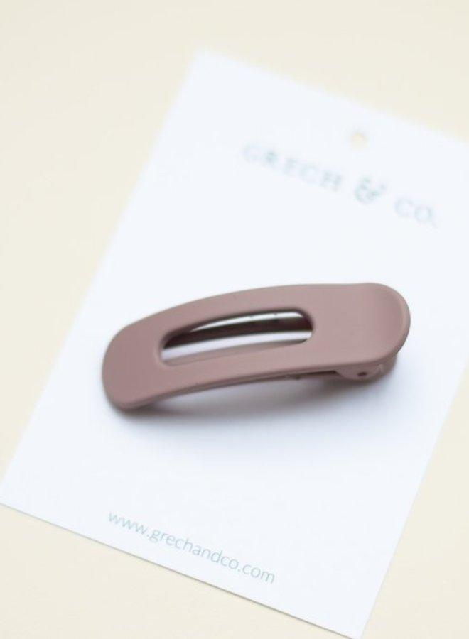 Grech & Co. grip clip mauve