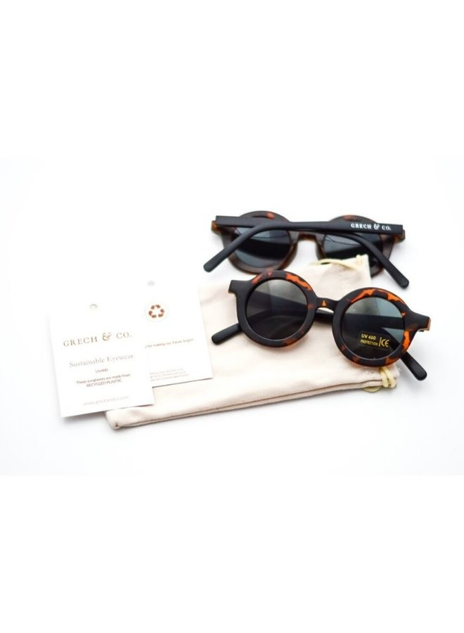Grech & Co. sunnies tortoise