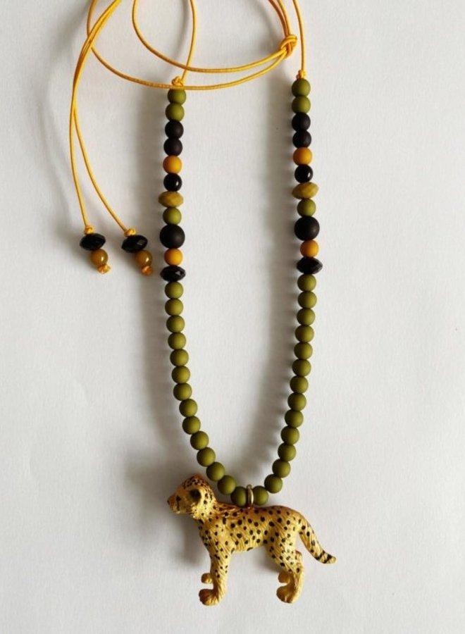 ByMelo dierenketting Lev het Luipaard