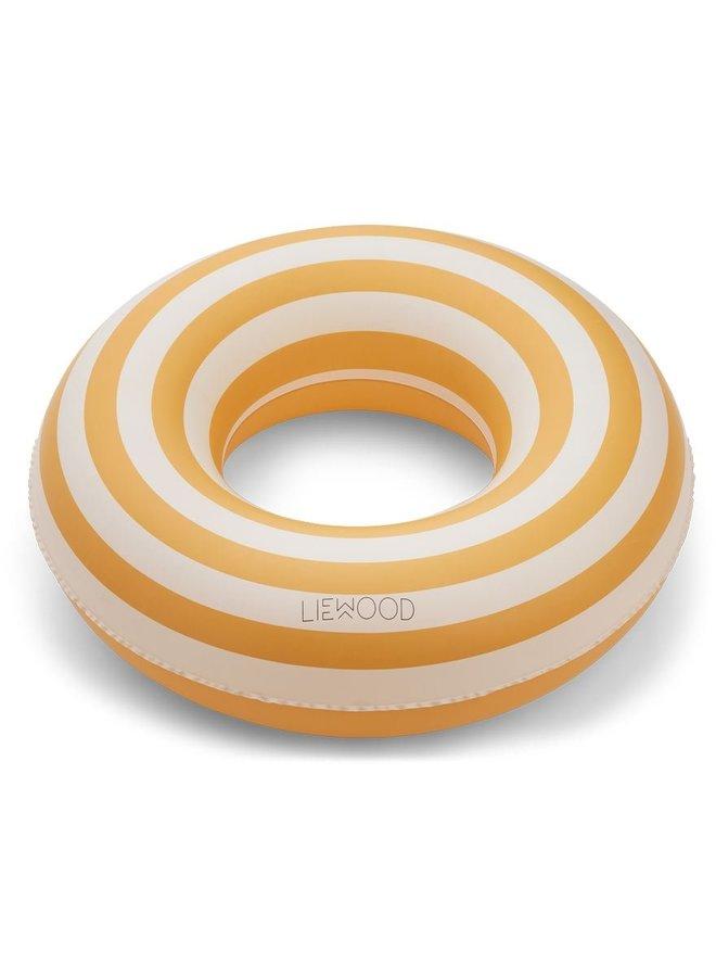 Liewood Baloo zwemband mustard stripe