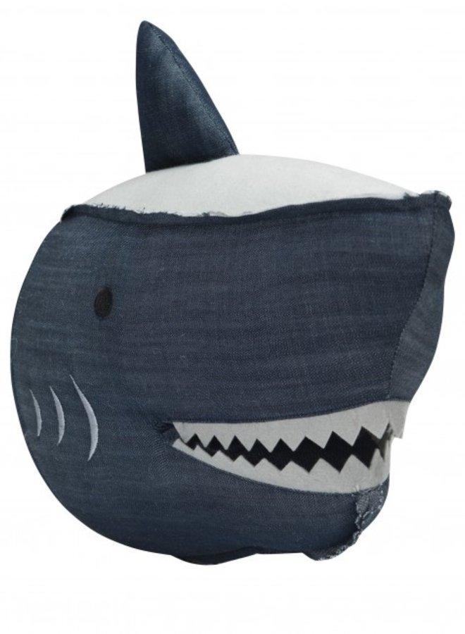 Stapelgoed Wallhead Shark denim