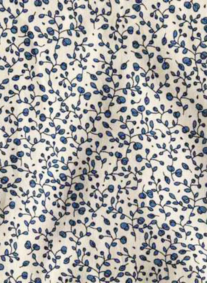 Konges Slojd babyquilt cotton blue blossom mist