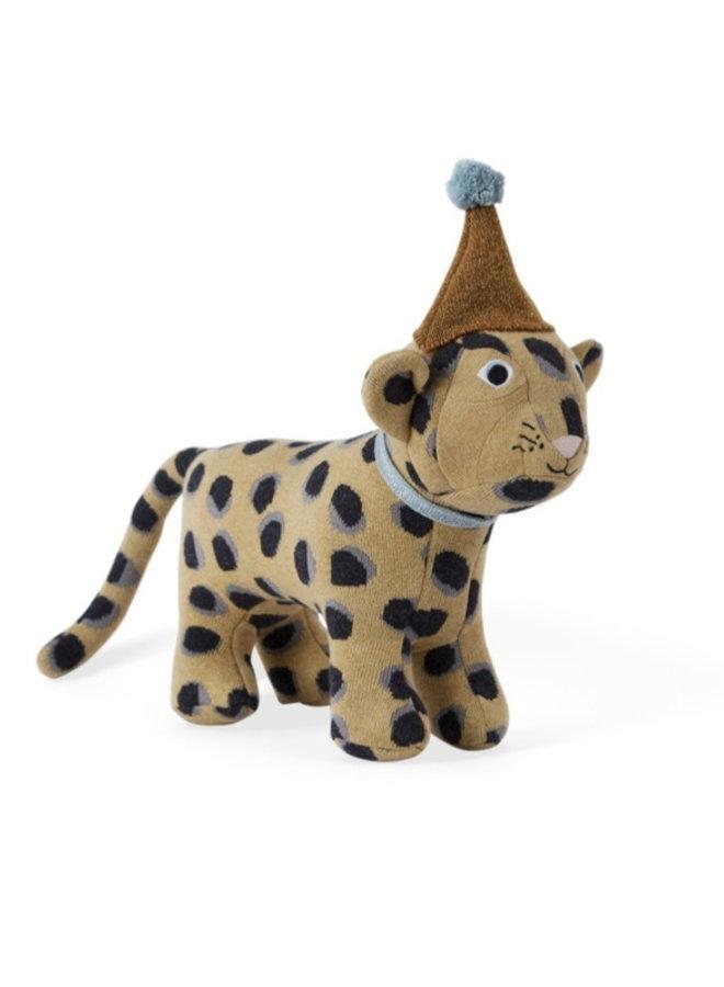 OYOY knuffel baby leopard Elvis