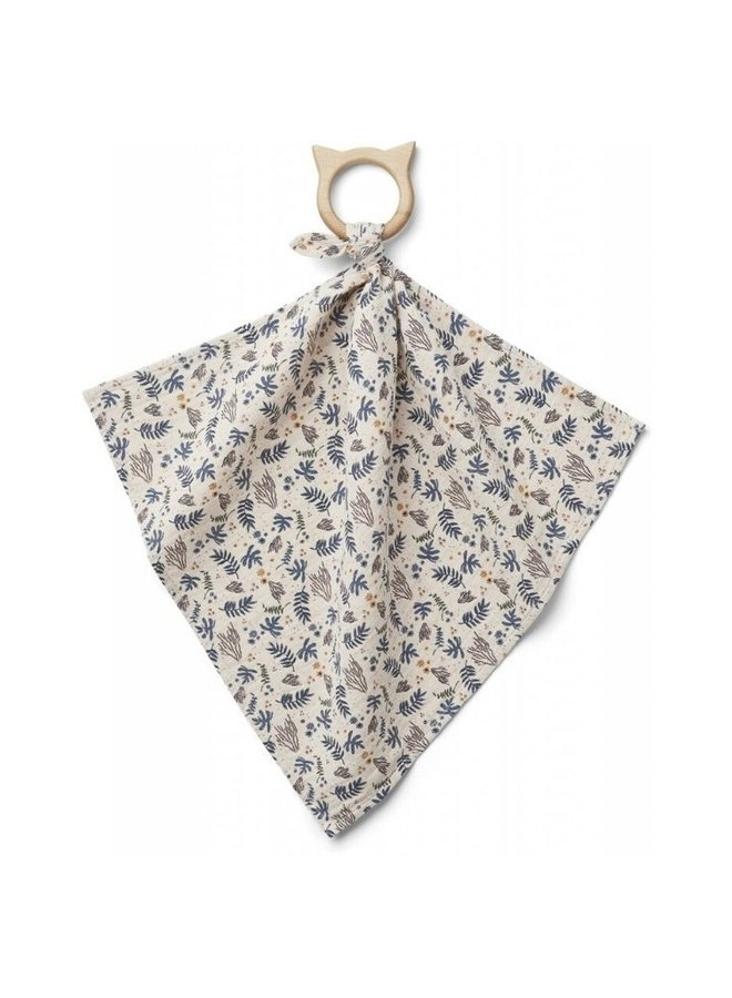 Liewood Dines teether cuddle cloth