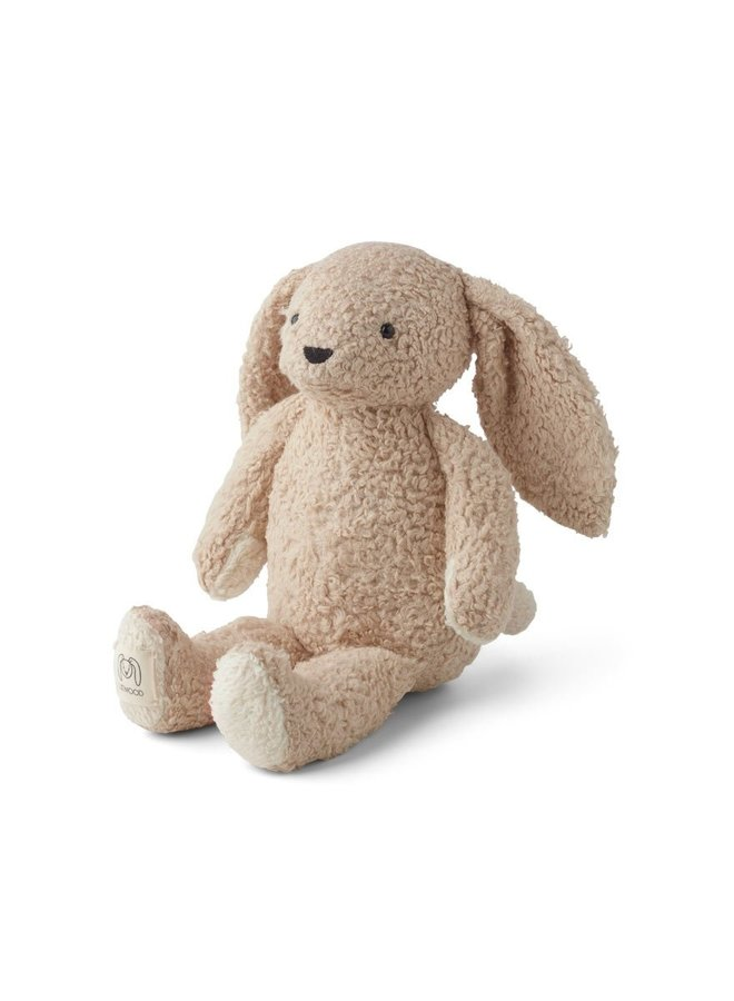 Liewood Fifi the rabbit - pale grey
