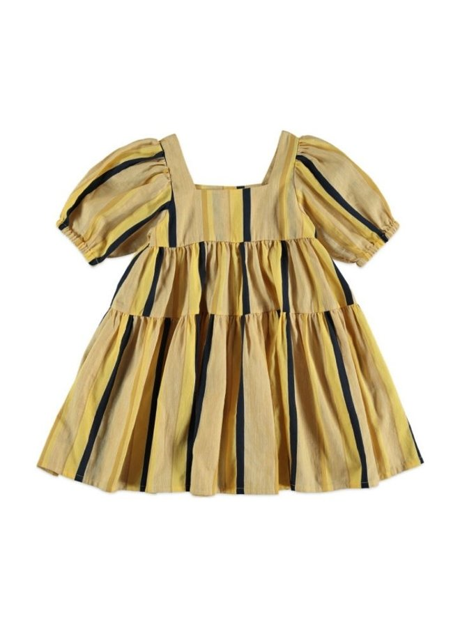 The New Society Lorenzo stripe dress