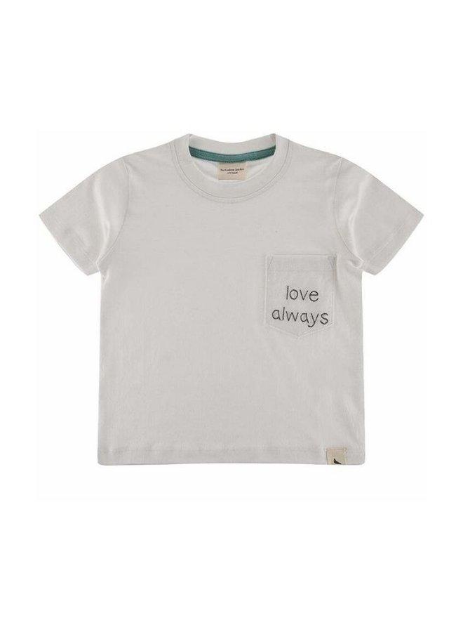 Turtledove Love always T-Shirt