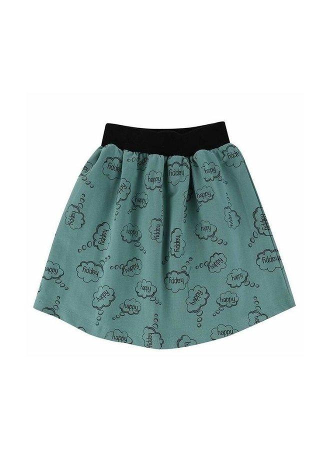 Turtledove Happy Thoughts Midi skirt