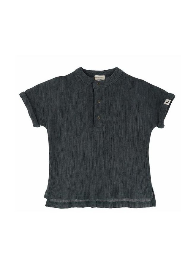 Turtledove Cheesecloth Shirt