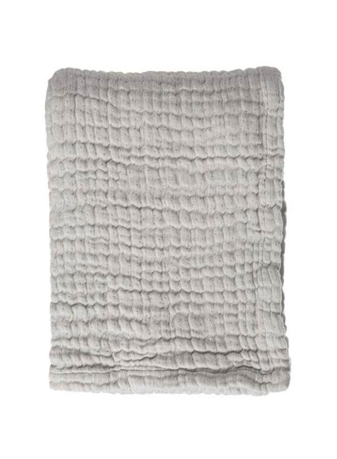 Mies & Co mousseline blanket Gentle Grey (wieg)