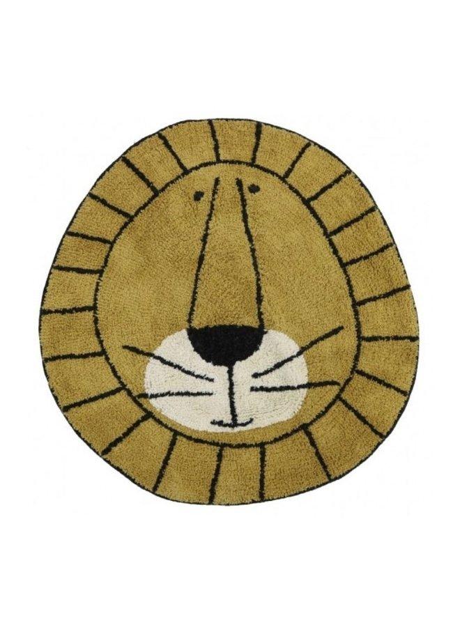 Tapis petit vloerkleed lion