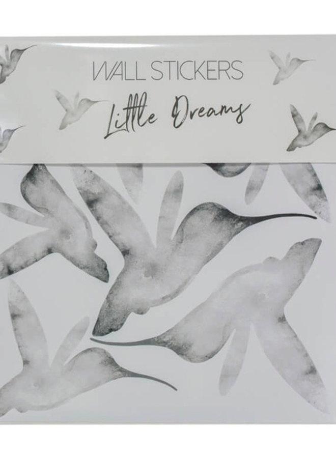 Mies & Co muursticker Little Dreams