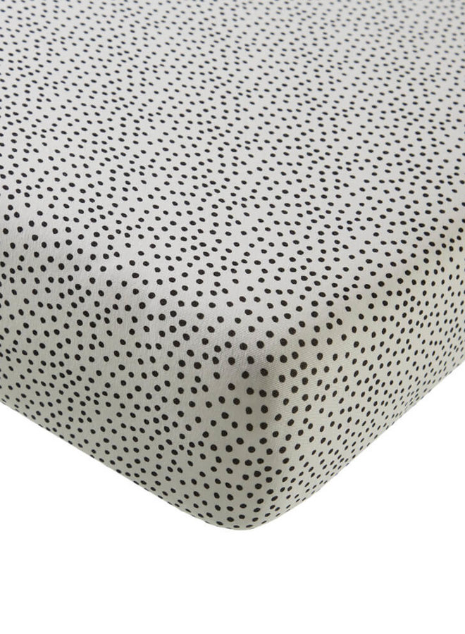 Mies & Co hoeslaken wieg Cozy Dots