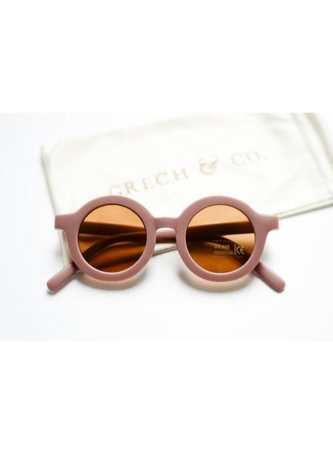 Grech & Co. sunnies burlwood