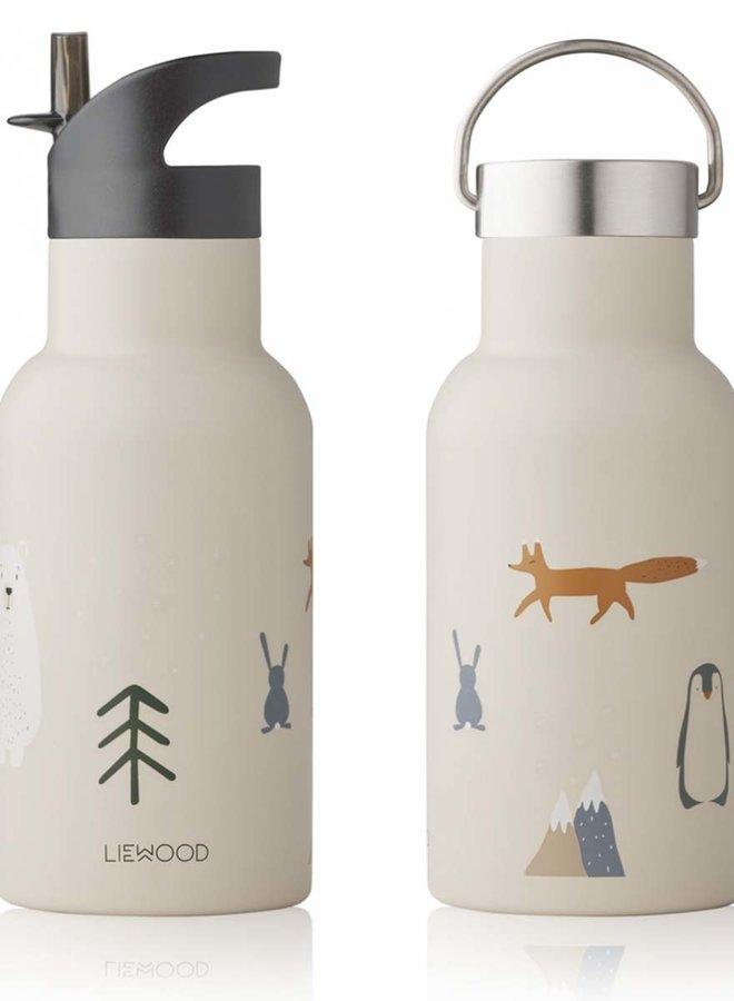 Liewood Anker water bottle artic mix