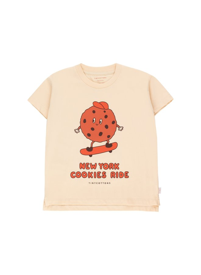 TinyCottons cookie ride tee