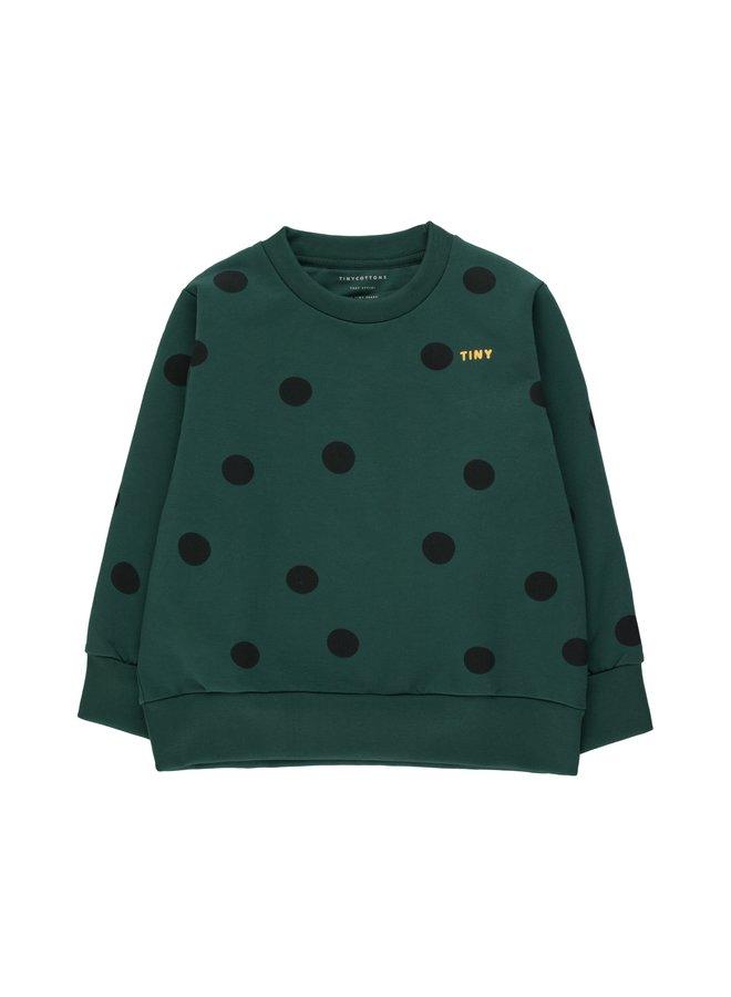 TinyCottons big dots sweatshirt