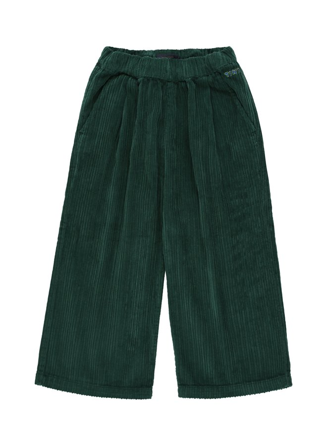 TinyCottons solid wide pant