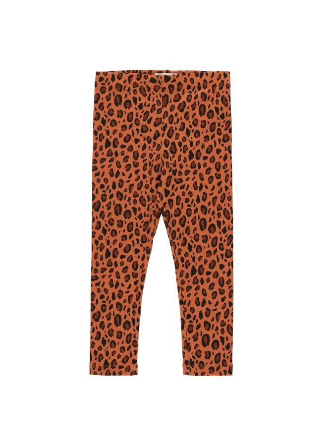 Tinycotton animal print pants
