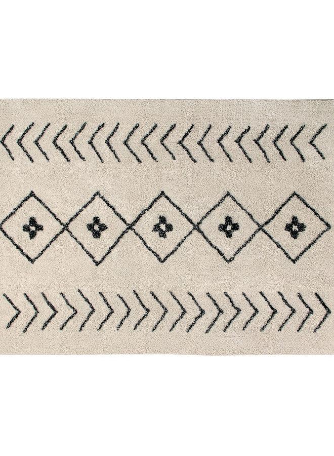 Lorena Canals vloerkleed Bereber rhombs 140 x 210