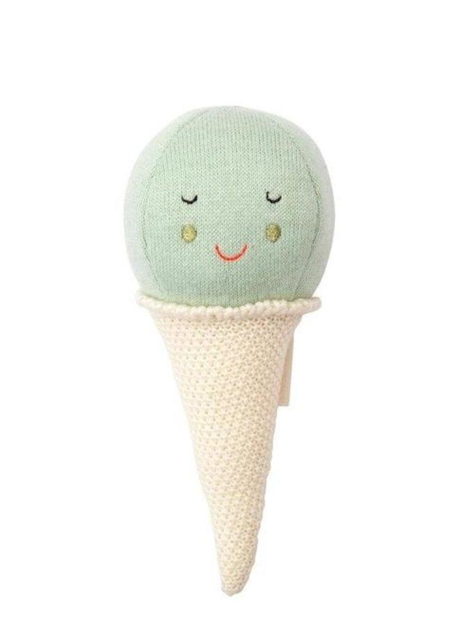 Meri Meri rammelaar ijsje mint