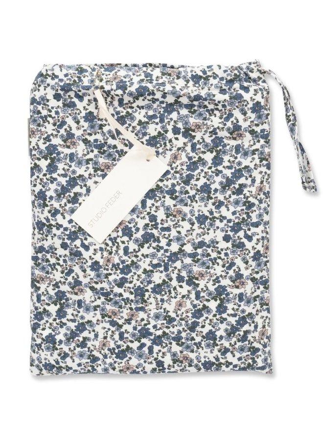Studio Feder dekbedovertrek Floral Blue
