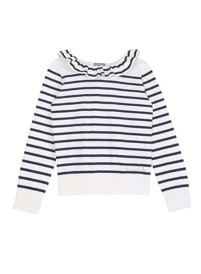 Emile et Ida T-shirt streep marine