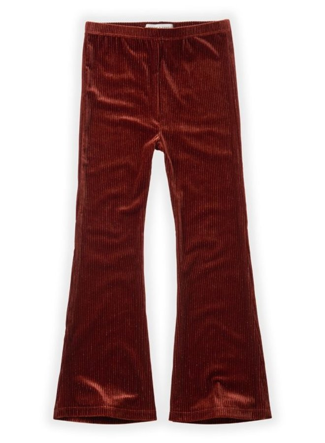 Sproet & Sprout Pants Velvet Flair