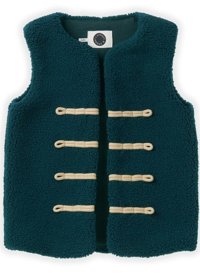 Sproet & Sprout Terry Gilet