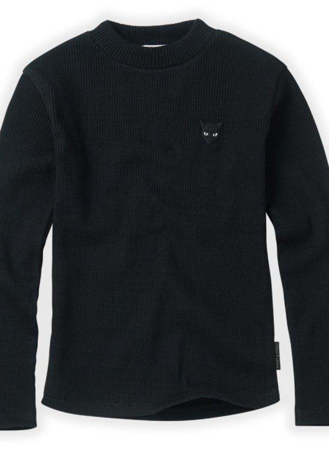 Sproet & Sprout T-shirt rib Black