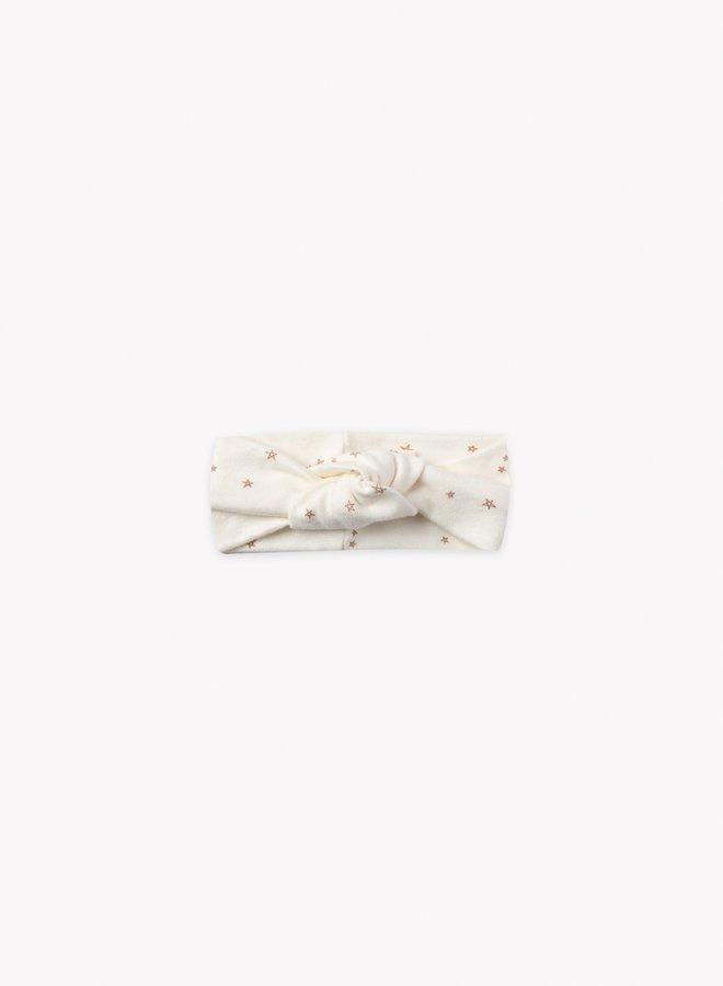 Quincy Mae baby turban ivory 0-12 m