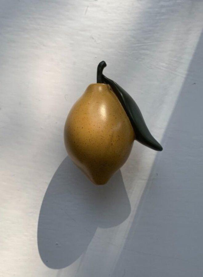 Konges Slojd Fruit hook lemon