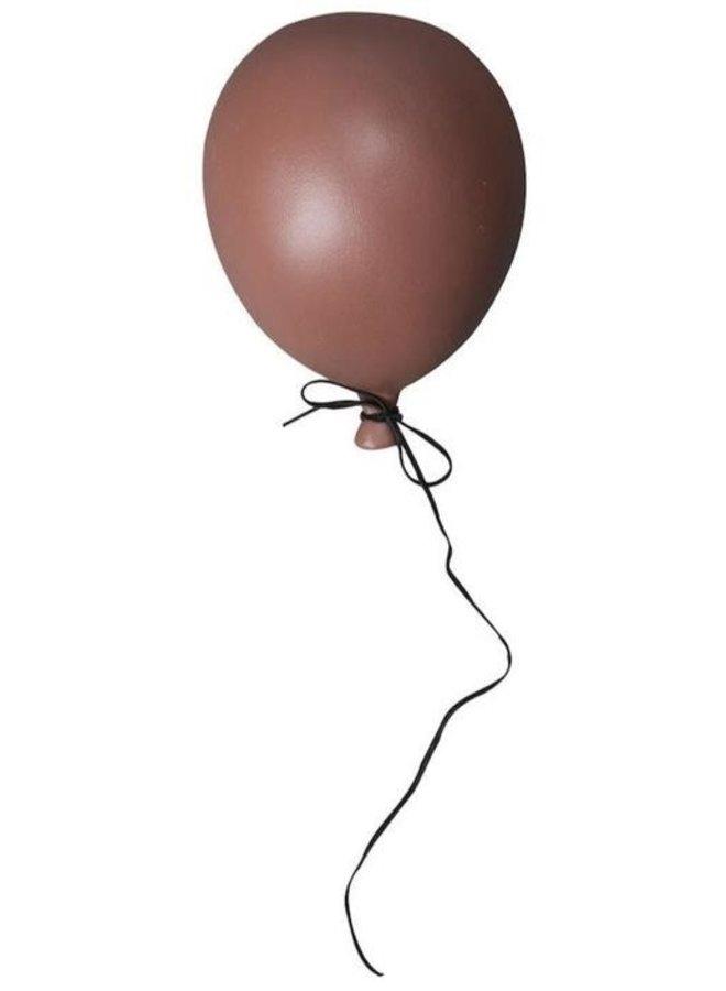 ByOn ballon dusty red small