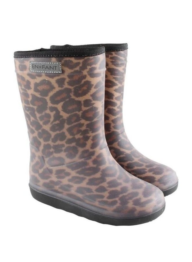 Enfant Thermo Boot Adult leopard